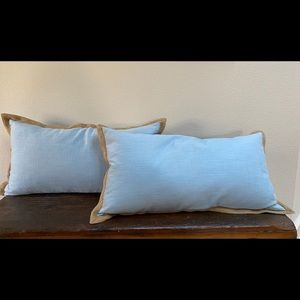 Newport Layton Beach Inspired Large Pillows